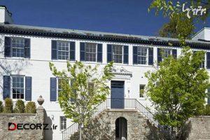 نگاهی به خانه مجلل ایوانکا ترامپ در واشنگتن دی سی