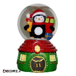 گوی موزیکال مدل کریسمس کد 3115/2