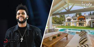 خانه رویایی «د ویکند»، خواننده هالیوودی