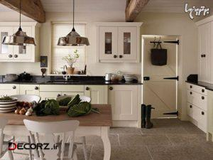 چگونه دکوراسیون آشپزخانه های قدیمی را به روز کنیم