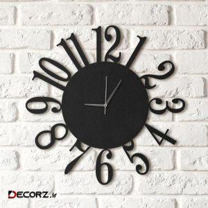 ساعت دیواری آتینو طرح Elegant