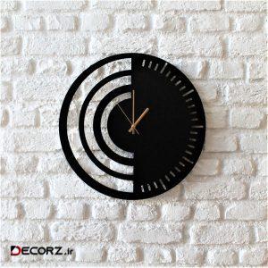 ساعت دیواری آتینو طرح Slogan