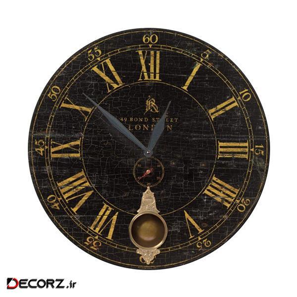 ساعت دیواری طرح آنتیک کد 930