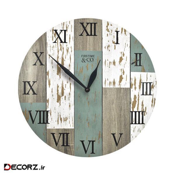 ساعت دیواری طرح آنتیک کد 970
