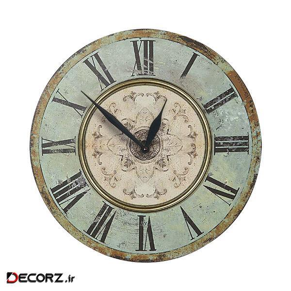 ساعت دیواری طرح آنتیک کد 980