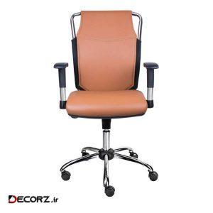 صندلی اداری ایتوک مدل S62 چرمی