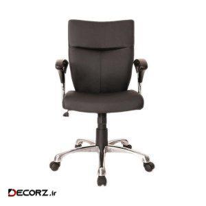 صندلی اداری ایستا مدل IK200 چرمی