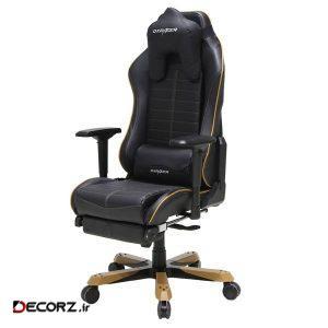 صندلی اداری دی ایکس ریسرسری آیرون مدل OH/IS133/NC/FT چرمی