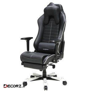 صندلی اداری دی ایکس ریسر سری آیرون مدل OH/IS133/NW/FT چرمی