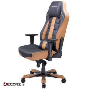 صندلی اداری دی ایکس ریسر سری کلاسیک مدل OH/CE120/NC چرمی