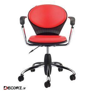 صندلی اداری نیلپر مدل SK415o چرمی