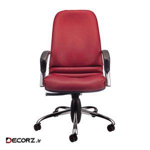 صندلی اداری نیلپر مدل SM900e چرمی