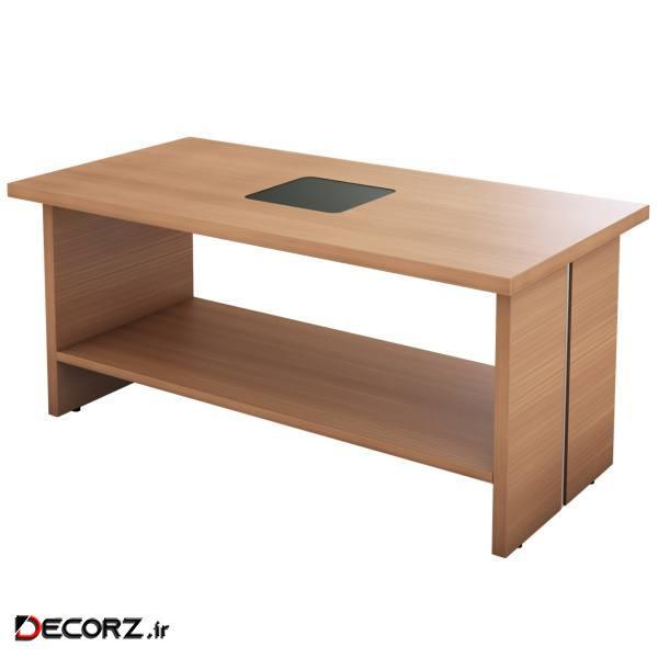 میز جلو مبلی محیط آرا مدل Woodall 7411N-0206