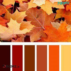 پاییز را به دکوراسیون منزل دعوت کنید !
