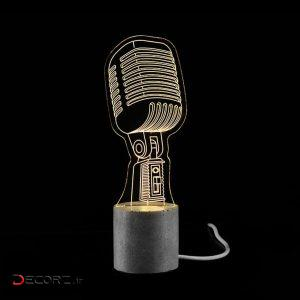 چراغ خواب دکوراتیو پلاس مدلAC-036
