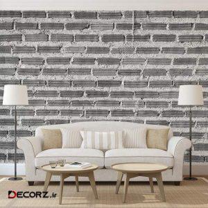 کاغذ دیواری سه بعدی بنی دکو مدل W119