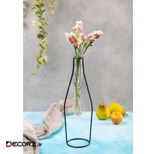 گلدان دکوری انزو مدل فانتزی