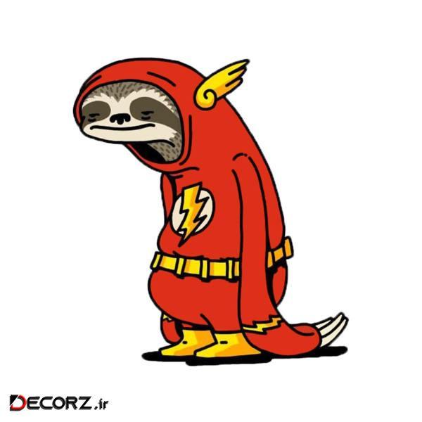 استیکر طرح Flash کد 1705