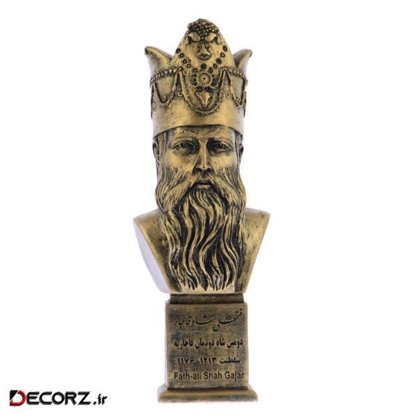 تندیس یادمان طرح فتحعلی شاه قاجار کد S272-1