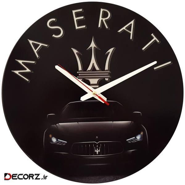 ساعت دیواری برتاریو مدل Maserati