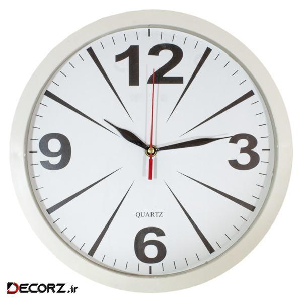 ساعت دیواری طرح Linear کد 10010225