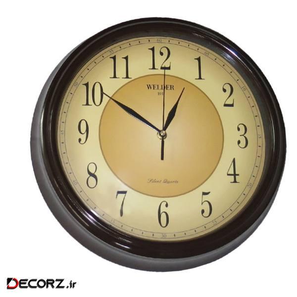 ساعت دیواری ولدر مدل گرند A101
