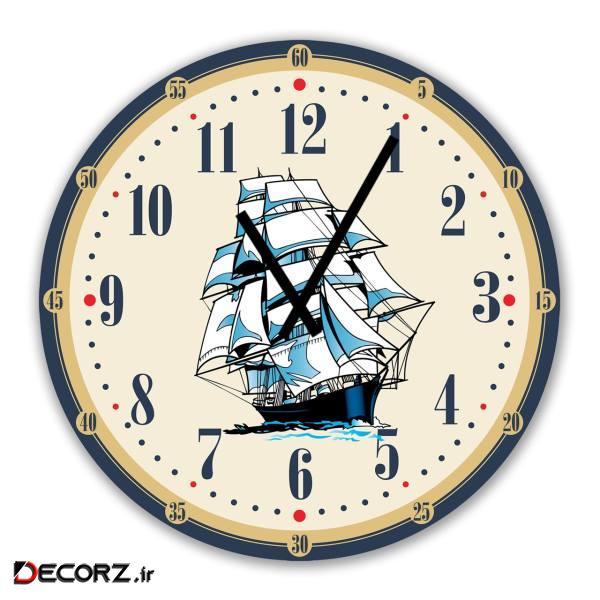 ساعت دیواری پرسناژ مدل C21