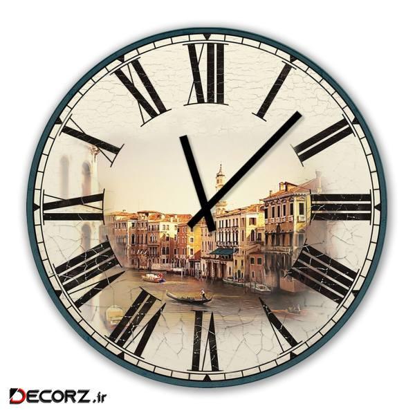 ساعت دیواری پرسناژ مدل C22