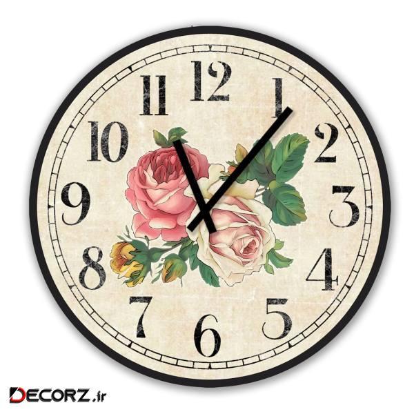 ساعت دیواری پرسناژ مدل C27