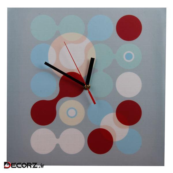 ساعت دیواری گالری روح چوب مدل Sowag-wo-006 سایز 40*40