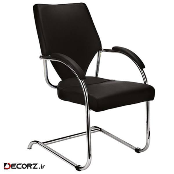 صندلی اداری چرمی رادسیستم مدل C412