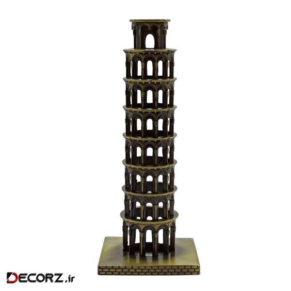 ماکت دکوری مدل برج پیزا SH.M1241