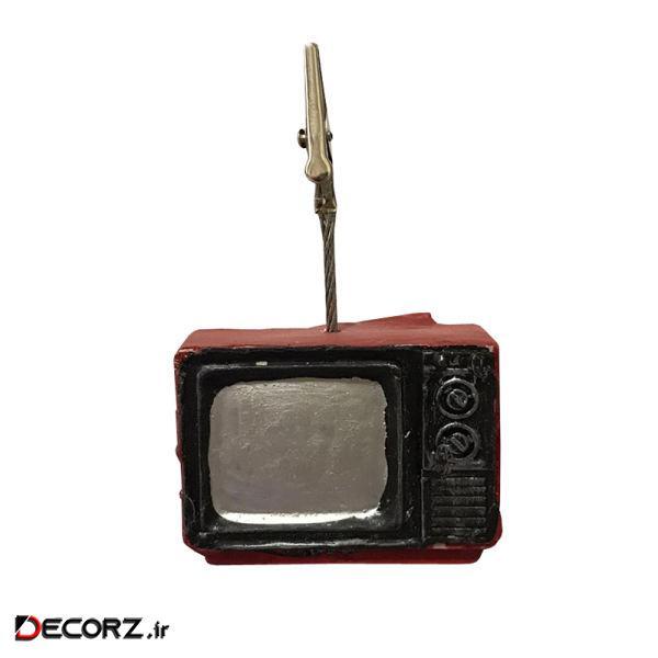 پایه نگهدارنده عکس طرح تلوزیون