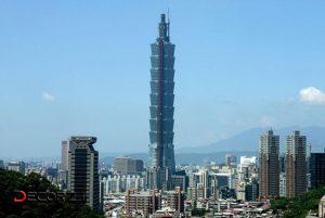 با برج های ضد زلزله دنیا آشنا شوید(اسلایدشو)