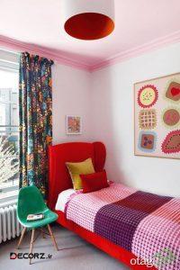 رنگ های مناسب اتاق کودک از لحاظ روانشناسی و رفتاری