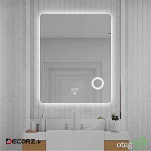مدل های جدید آینه ضد بخار برای حمام و سرویس بهداشتی