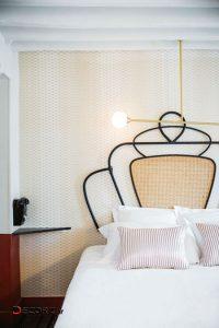 ایدههای دکوراسیونی از اتاقهای هتلها
