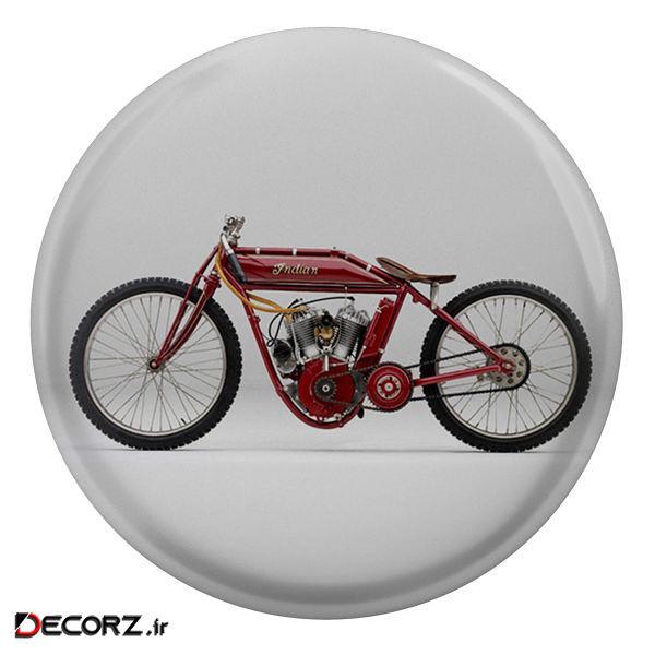 مگنت طرح موتور سیکلت مدل S2574