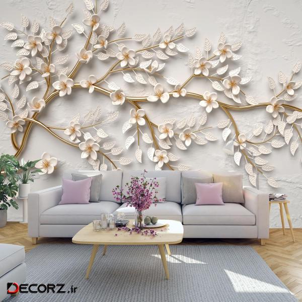 کاغذ دیواری مدل 2118703