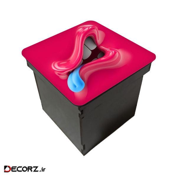 جعبه هدیه مدل لب کد 137