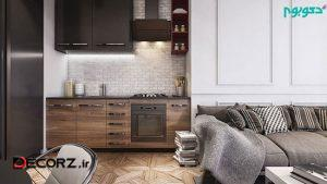22  نمونه آشپزخانه با سبک دوست داشتنی روستیک