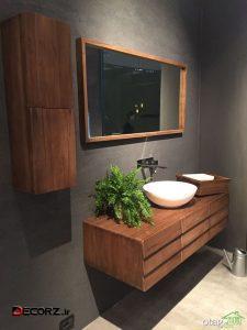 مدل روشویی کاسه ای، محبوبت ترین طرح روشویی برای دستشویی و حمام