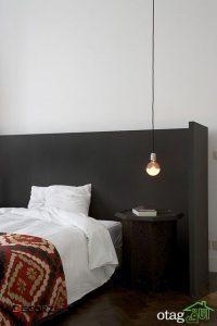 مدل های جدید چراغ آویز اتاق خواب در انواع مدرن و سنتی