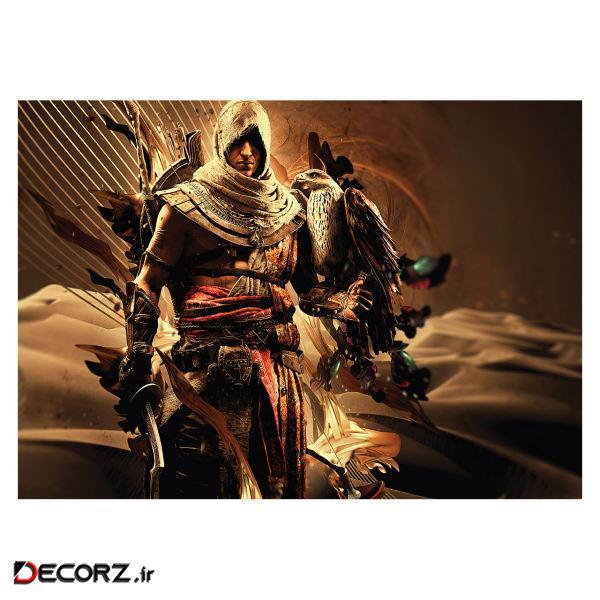 پوستر طرح اساسین کد 1250 -Assassin