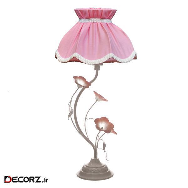 آباژور رومیزی مدل شکوفه