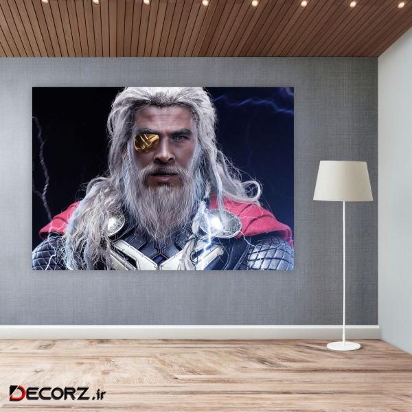 تابلو شاسیطرح Thor پیر کد 3259