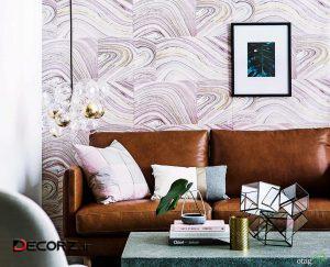 تاثیر دکوراسیون دیوار برای زنده کردن یک اتاق، از نقاشی تا دیوارکوب