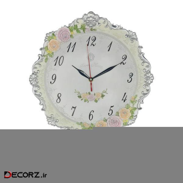 ساعت دیواری مدل ارغوان کد 112