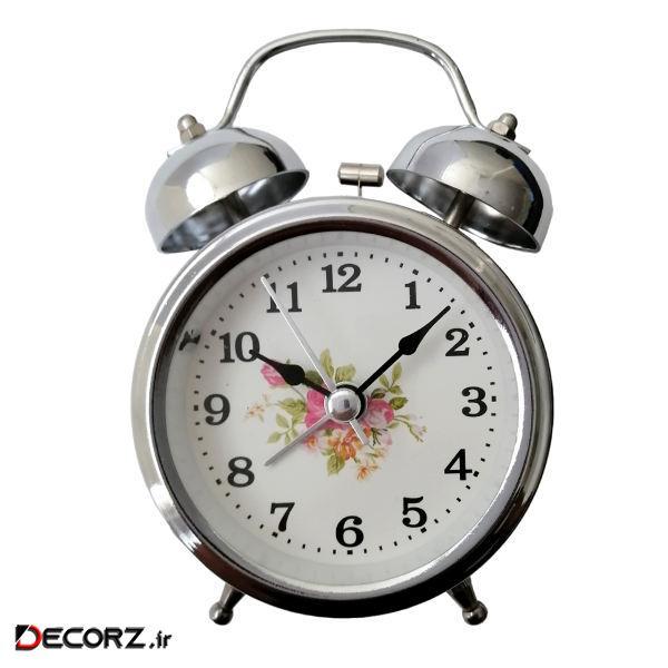 ساعت رومیزی مدل رز کد 10