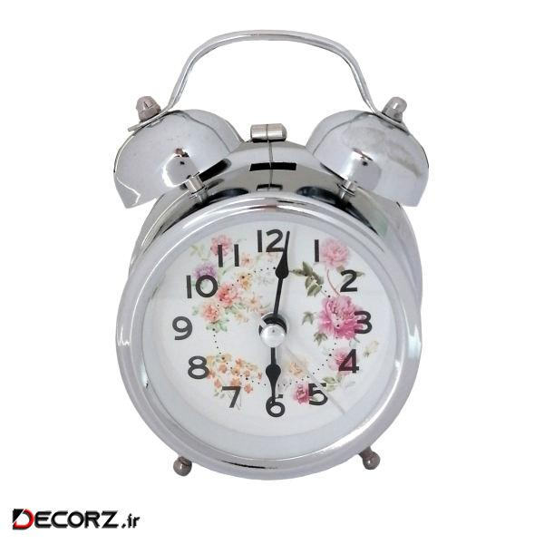 ساعت رومیزی مدل فلاور کد 20